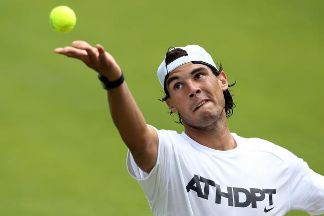 Wimbledon 2012 Schedule: Day 2 TV Coverage, Matches and Bracket Guide
