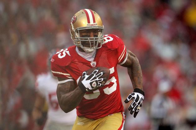 How Vernon Davis Stacks Up Against the All-Time Greatest TE's