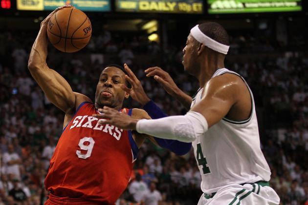 NBA Trade Rumors: Philadelphia 76ers Must Deal Andre Iguodala for Lottery Pick