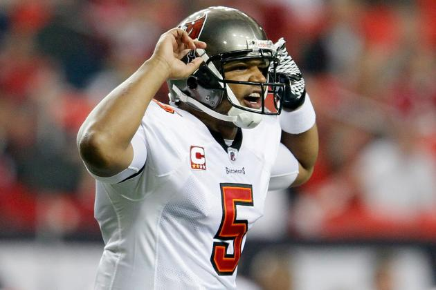 Counting Down the Top 25 Players in the NFC South: No. 25, Josh Freeman