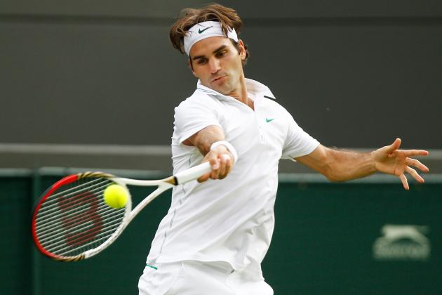 Wimbledon 2012: Latest News and Notes from All England Club