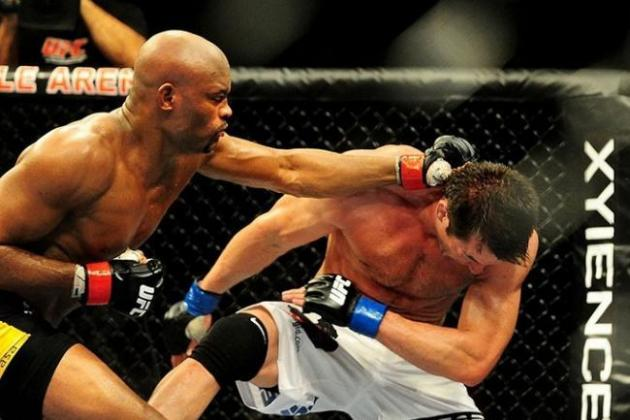 Anderson Silva Unleashes Years of Pent-Up Anger at Chael Sonnen