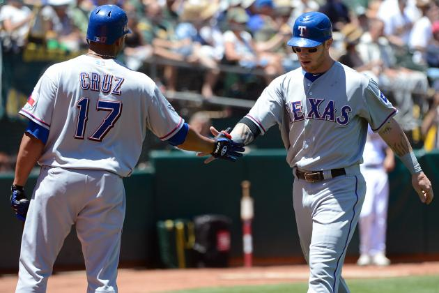 MLB Power Rankings 2012: Division Leaders Sure to Maintain Pace