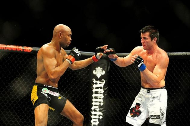 UFC 148: Silva vs. Sonnen 2 Is the Most Anticipated Fight in UFC History