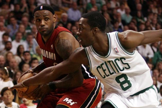 Boston Celtics: How Important Is Jeff Green to Rajon Rondo's Future?