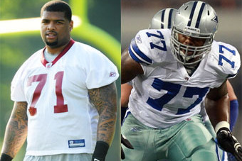 Would You Rather...Tyron Smith or Trent Williams?