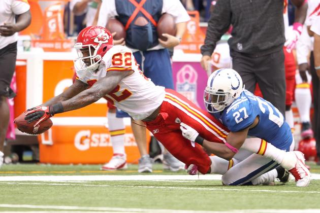 Kansas City Chiefs: Why the Chiefs Must Pay Dwayne Bowe