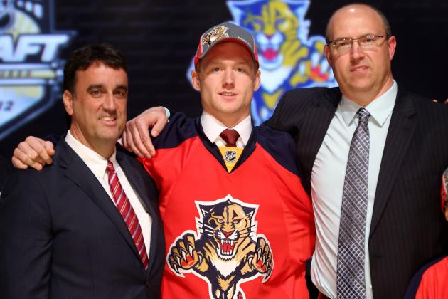 5 Incoming College Freshmen Taken in First Round of 2012 NHL Entry Draft