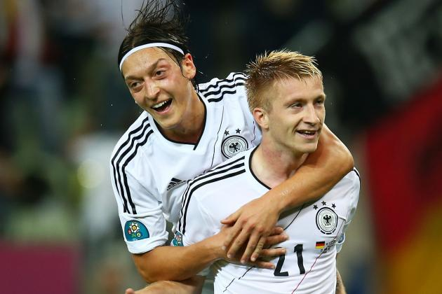 Euro 2012 Semifinals: Germany Will Prove to Be Class of Euros Against Italy
