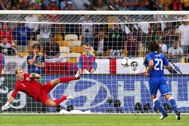 Andrea Pirlo's Panenka: The Penalty That Knocked England out of Euro 2012