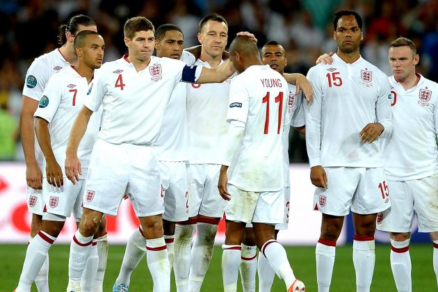 England Deserved Their Predictable Penalty Death to Italy at Euro 2012