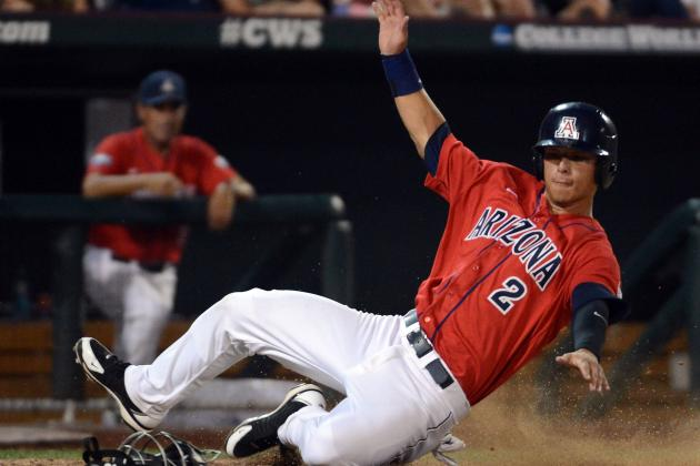 College World Series 2012: Arizona Will End South Carolina's Dominance in Omaha