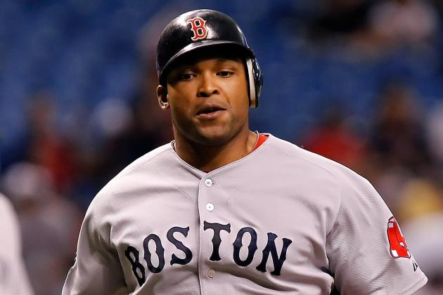 Marlon Byrd Suspension: Positive Drug Test Puts Career in Jeopardy