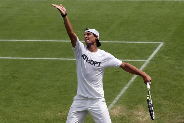 Wimbledon 2012 Day 2 Preview: Rafael Nadal vs Thomaz Bellucci