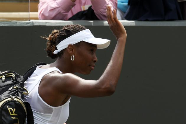 Wimbledon 2012 Scores: Jaw-Dropping Results from Day 1