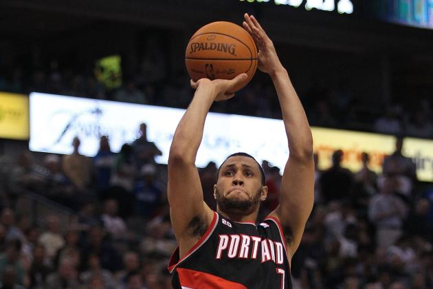 NBA Free Agency 2012: Why Brandon Roy Would Take Timberwolves Down with Him