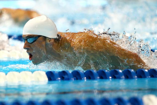 Olympic Swimming Trials 2012: Don't Be Fooled, Michael Phelps Has More in Tank