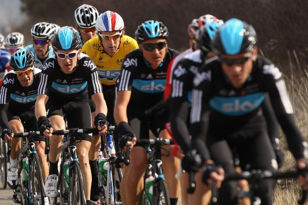 2012 Tour De France: Why Team Sky Has Been Built to Be a Dream Team