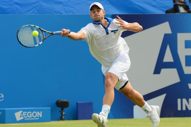 Wimbledon 2012: Andy Roddick's Draw Gives Him a Chance to Re-Emerge