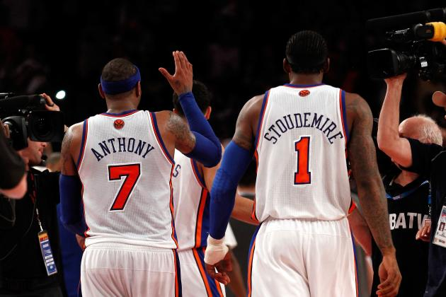 NBA Free Agency 2012: Who Should the Knicks Sign Before Next Season?