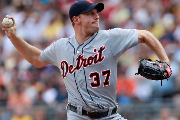 Max Scherzer Returned to Mound in Attempt to Cope with Brother's Death