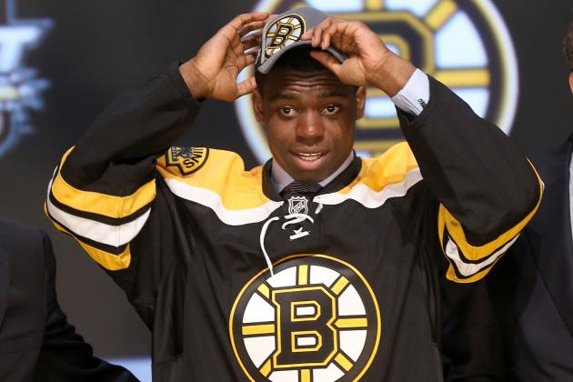 Boston Bruins: Malcolm Subban and Other Goalies Drafted By the Organization