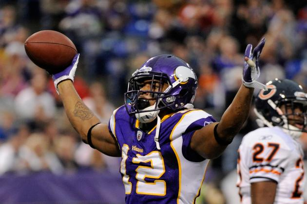Percy Harvin a Good Fit for the New England Patriots?