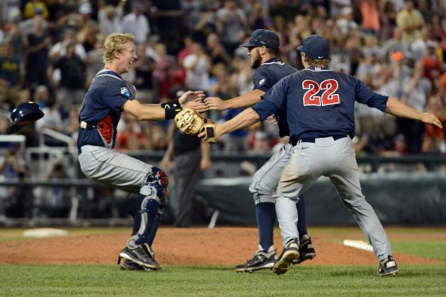 College World Series 2012: Run by Arizona's Starting Pitchers Won't Be Matched