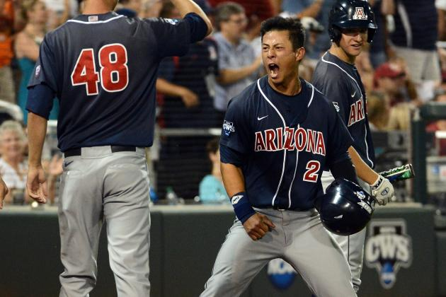 Arizona vs. South Carolina: Game 2 Score, Reaction and Grades for CWS Final