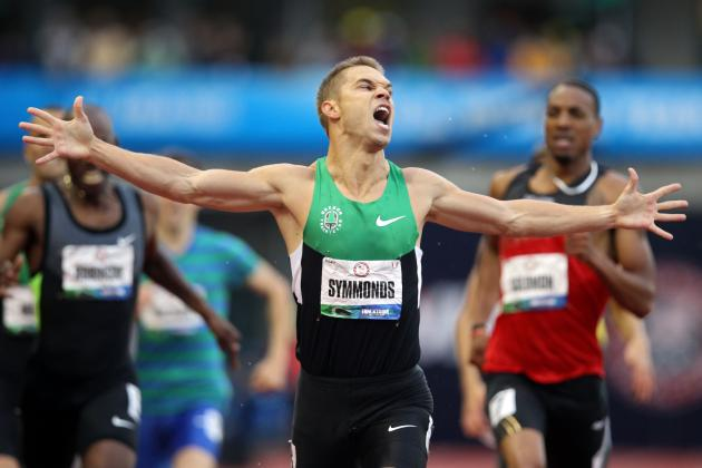 US Olympic Track & Field Trials Results 2012: Nick Symmonds Golden in 800 Win