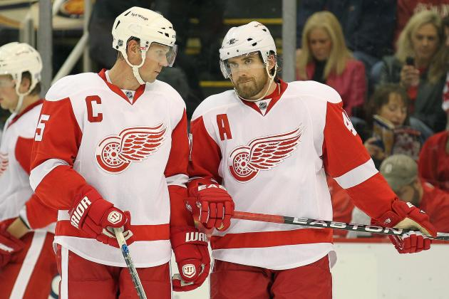Detroit Red Wings: Why 2012 Will Determine Future Success of Team