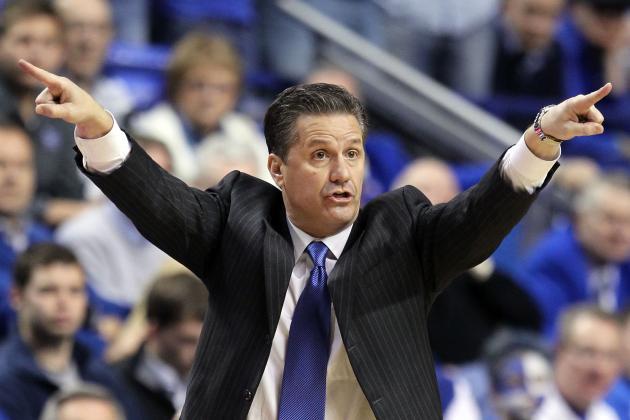 Kentucky Wildcats Basketball: Should John Calipari Utilize 'Twin Towers' Lineup?