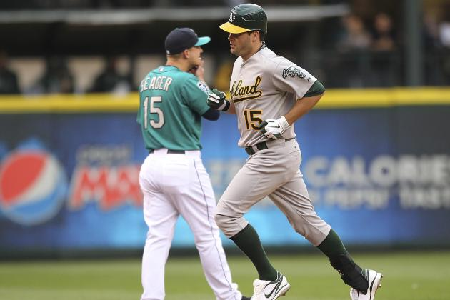 A's Pitching Prevails in 1-0 Victory over Seattle at Safeco