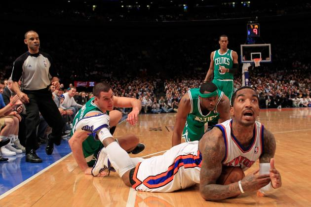 New York Knicks: J.R Smith Opts Out, Streaky Shooter Not Worth Long-Term Deal
