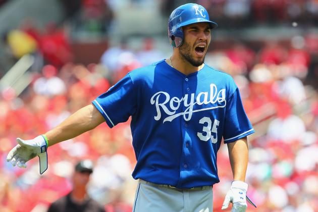 Kansas City Royals: Eric Hosmer's Sophomore Slump Is Much Ado About Nothing