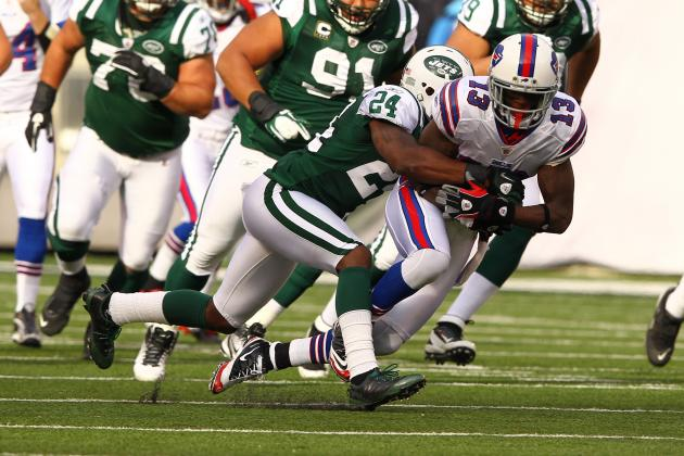 New York Jets vs. New York Giants: Which Team Will Have Better Defense in 2012?