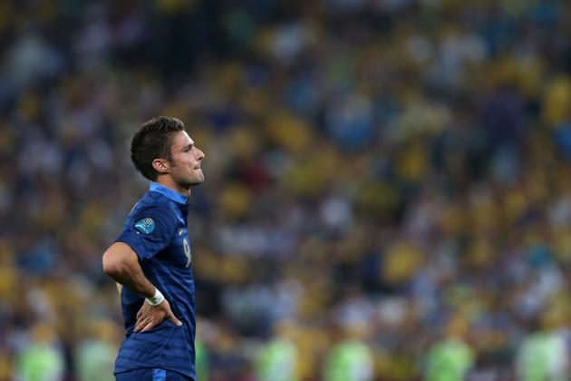Arsenal Transfer News: Olivier Giroud Is a Complementary Piece for Gunners