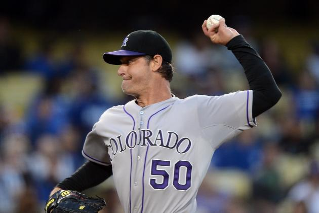 Jamie Moyer Will Reportedly Sign with Toronto Blue Jays