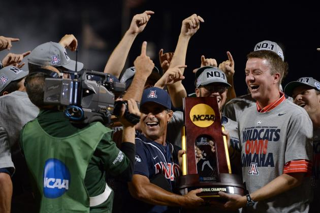 Arizona vs. South Carolina: Dramatic Finish Will Boost College Baseball