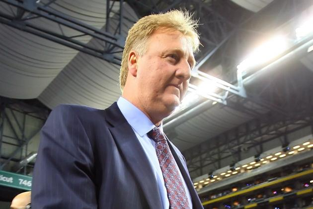Larry Bird Reportedly Leaving Indiana Pacers, Donnie Walsh to Return