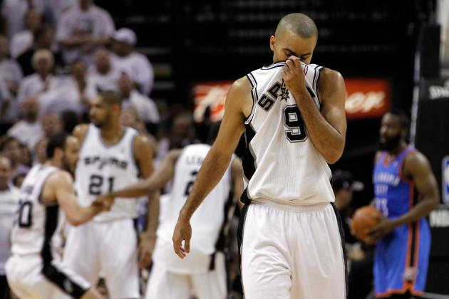 Tony Parker Injury: Missing London Olympics Would Kill France's Medal Chances