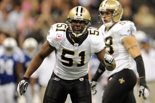 NFC South Morning Jog: Jonathan Vilma Wants an Appeals Decision Already