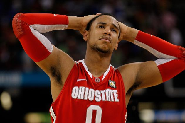 NBA Draft Rumors: Is Jared Sullinger Even Worth a First-Round Pick?