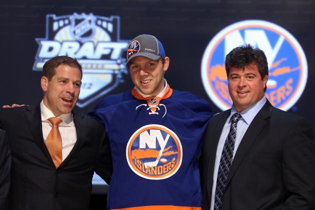 New York Islanders Make Noise During NHL Draft