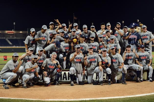 Arizona Baseball: Improbable College World Series Is Start of New Wildcats Era