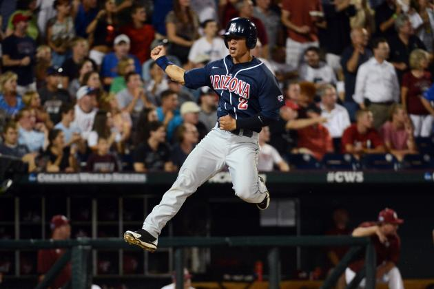 College World Series Finals 2012 Scores: Arizona Proves They Were Underrated
