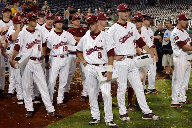 College World Series 2012: Arizona Ends South Carolina's Dynasty Hopes