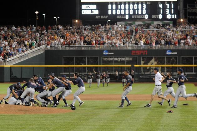 College World Series 2012 Finals: 3 Keys to Arizona's Dominant Performance