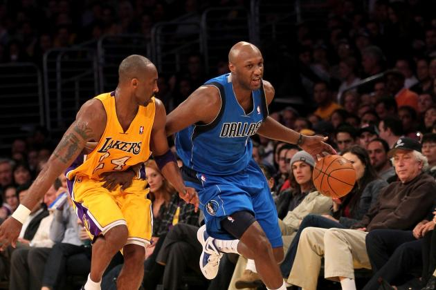 NBA Rumors: Why Clippers Should Play Hard-to-Get with Lamar Odom