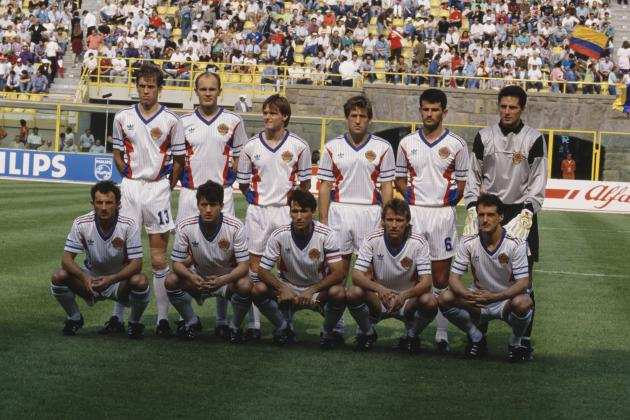 Euro 2012 Dark Horse, What Could Have Been: Former Yugoslavia